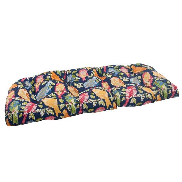 Arooj Indoor/Outdoor Loveseat Cushion By August Grove