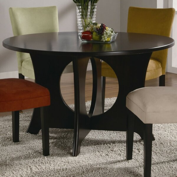 Dutchess Contemporary Style Solid Wood Dining Table by George Oliver