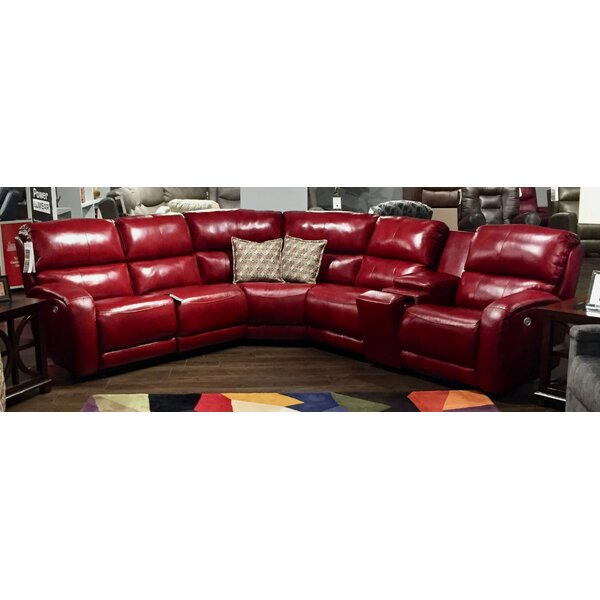 Fandango Reclining Sectional by Southern Motion