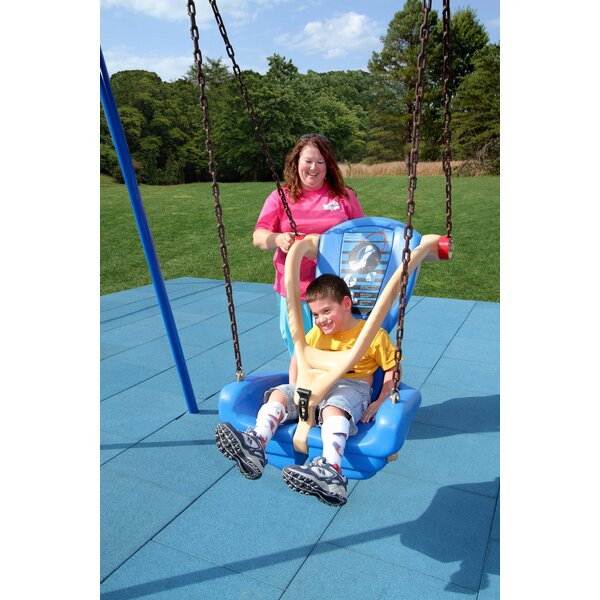 Inclusive Swing Seat with Chains and Hooks by Little Tikes Commercial