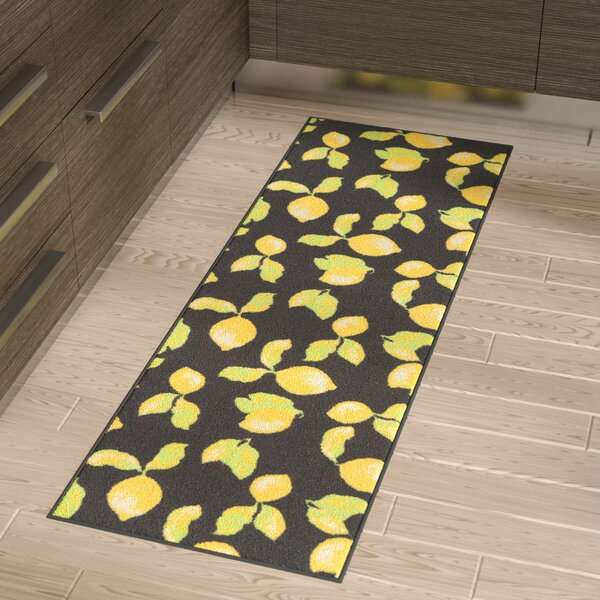 Barbonne Kitchen and Bathroom Mat by August Grove
