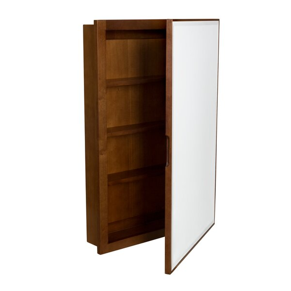 Zuri 22 x 32 Surface Mount Medicine Cabinet by Ronbow