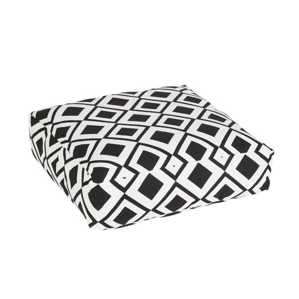 Hinnant Square Indoor/Outdoor Floor Pillow by Brayden Studio