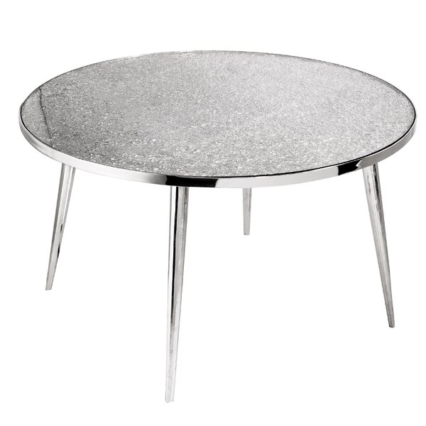 Everly Quinn Round Coffee Tables