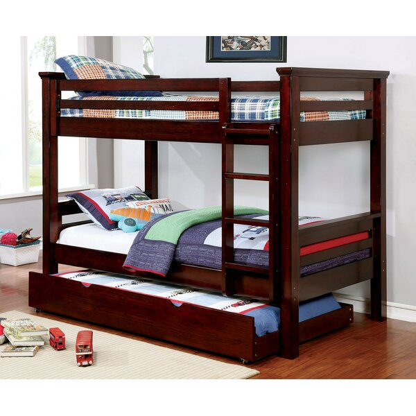 Harleigh Bunk Bed by Harriet Bee