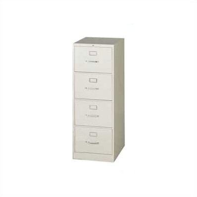 H320 Series 18.25W 4-Drawer Legal File by HON