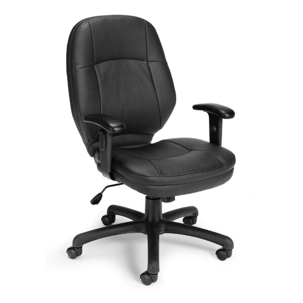 Ergonomic High-Back Desk Chair by OFM