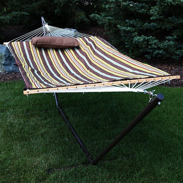 Beale Durable Spreader Bar Hammock by Freeport Park Freeport Park