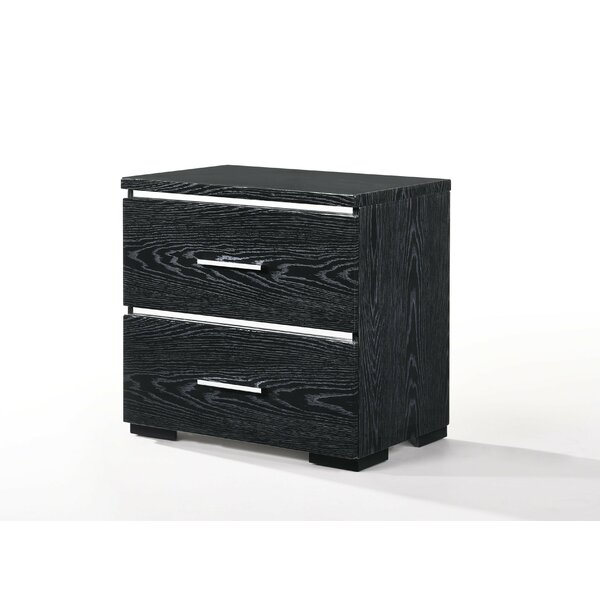 Belteau 2 Drawer Nightstand by Brayden Studio