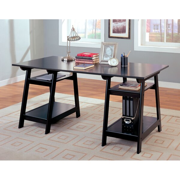 Owyhee Executive Desk by Wildon Home ®