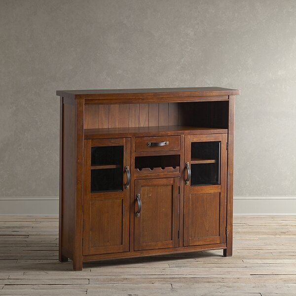 Will Bar Cabinet by Millwood Pines