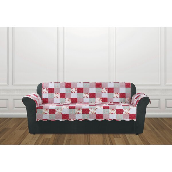 Heirloom Box Cushion Sofa Slipcover By Sure Fit