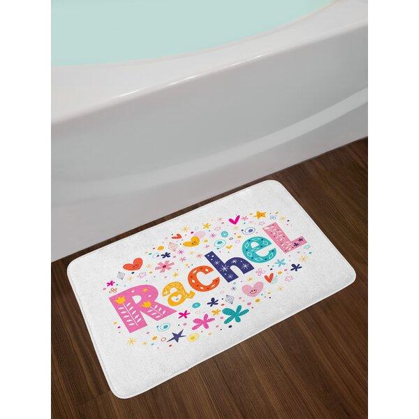 Rachel Bath Rug by East Urban Home