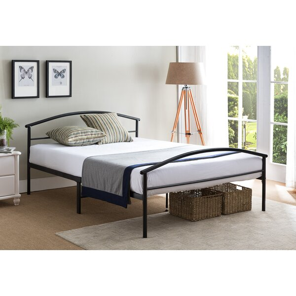 Halsted Platform Bed by August Grove