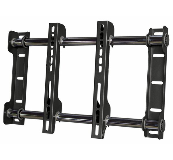 Universal Flat Wallmount for 26-37 Flat Panel Screens by Arrowmounts