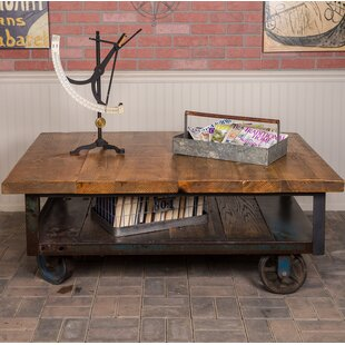 Jambusaria Vintage Factory Coffee Table 17 Stories #1