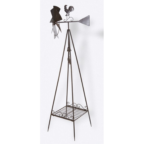 Windmill Plant Stand by Gerson International