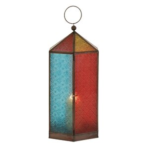 Glass/Metal Lantern
