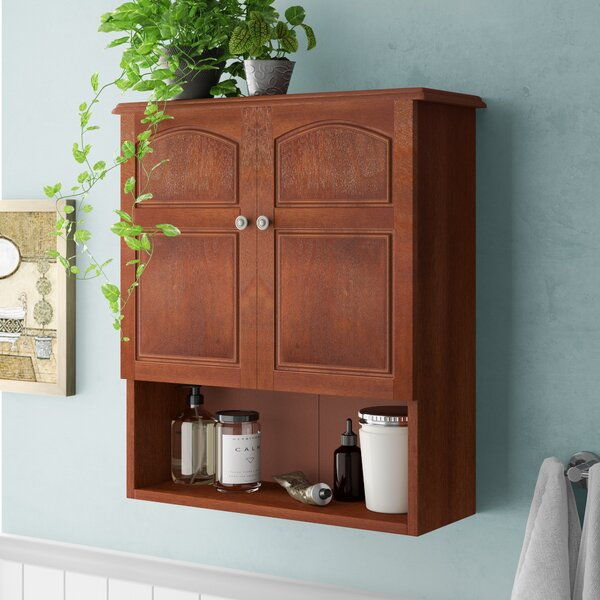 Brogden 22.25 W x 25 H Wall Mounted Cabinet by Charlton Home
