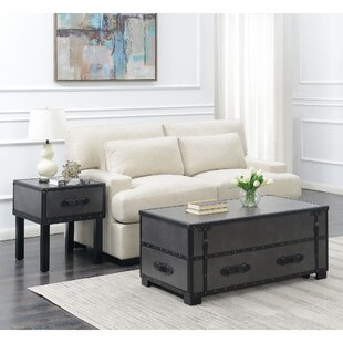 Shop For Elijah 2 Piece Coffee Table Set By 17 Stories