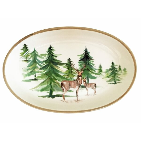 Martin Oval Bowl by Loon Peak