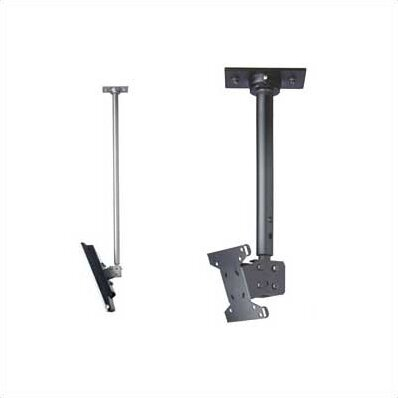 Peerless TV and Projector Tilt/Swivel Universal Ceiling Mount for 13 - 29 LCD by Peerless-AV