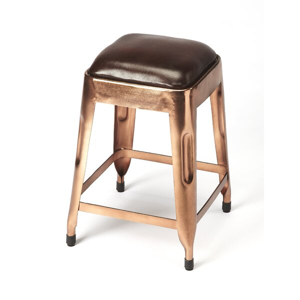 Goris Accent Stool by Bloomsbury Market