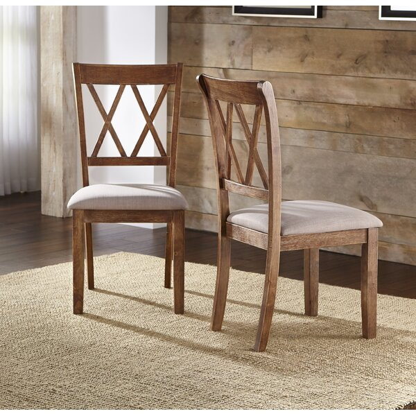 Skyline Upholstered Dining Chair (Set of 2) by Ophelia & Co.