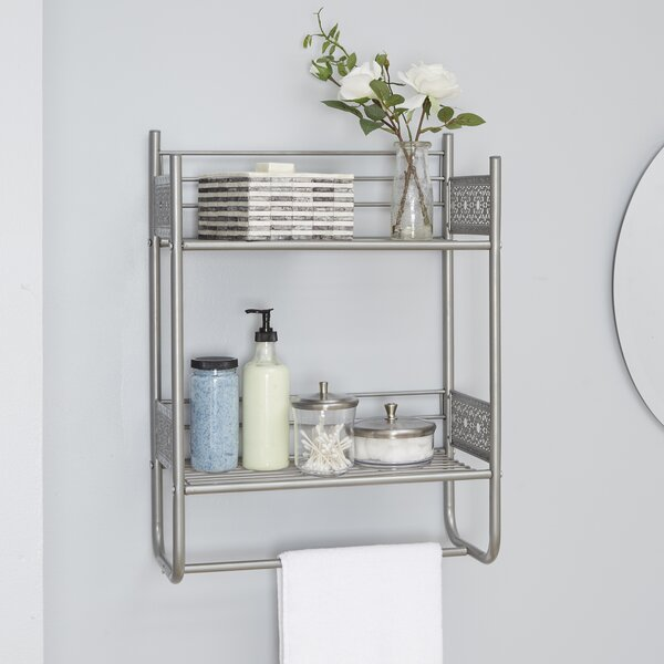 Carita Wall Shelf by Mistana