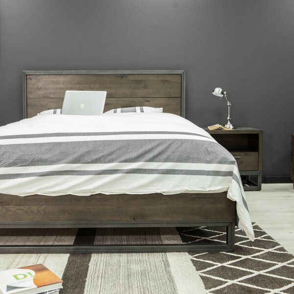 Grovetown Platform Bed by 17 Stories