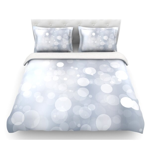 KESS Original Bokeh Featherweight Duvet Cover by East Urban Home