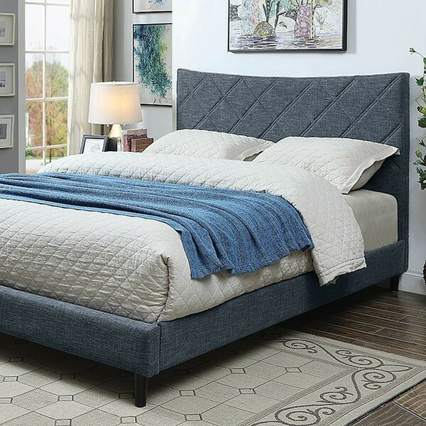 Chan Upholstered Standard Bed by Mercer41