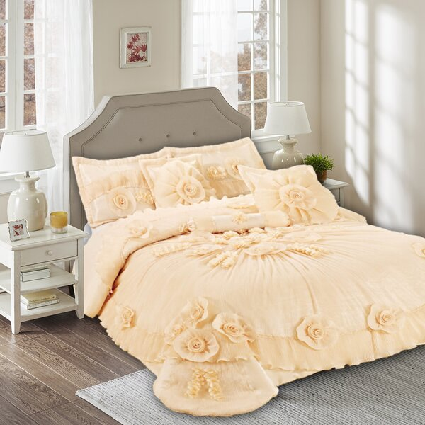 Talley 6 Piece Comforter Set