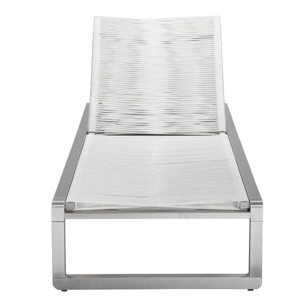Bella Reclining Chaise Lounge