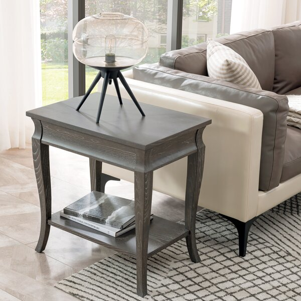 Isidore End Table by Rosalind Wheeler Rosalind Wheeler