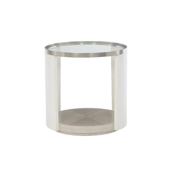 Axiom End Table by Bernhardt