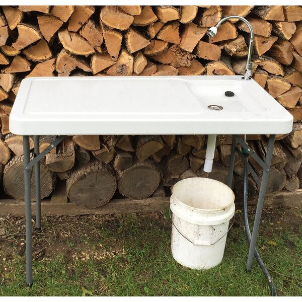 Sussman Folding Camping Table by Symple Stuff