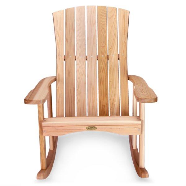 Ardoin Rocking Chair by Union Rustic