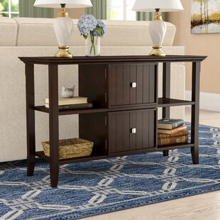 Acadian Console Table by Simpli Home