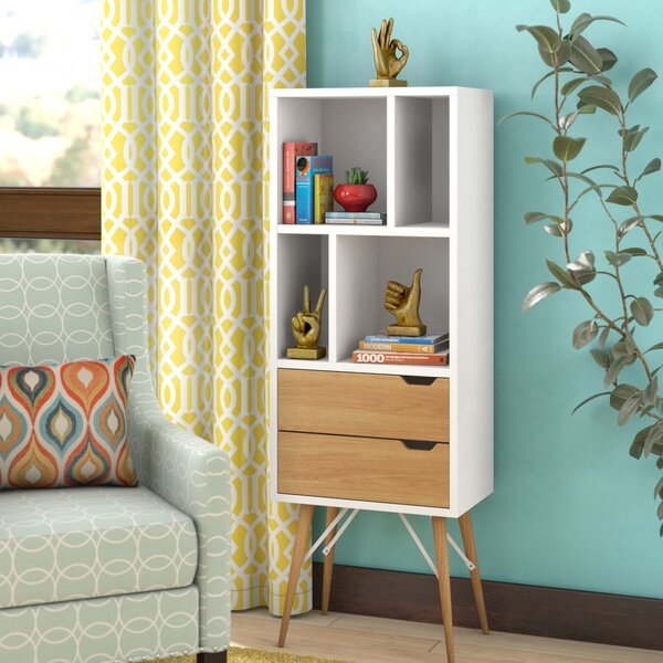 Kinsley Sectional Cube Unit Bookcase by Langley Street