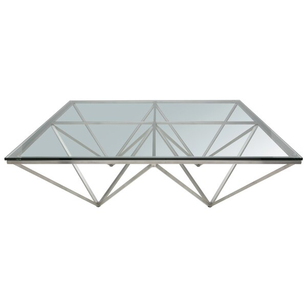 Origami Coffee Table by Nuevo