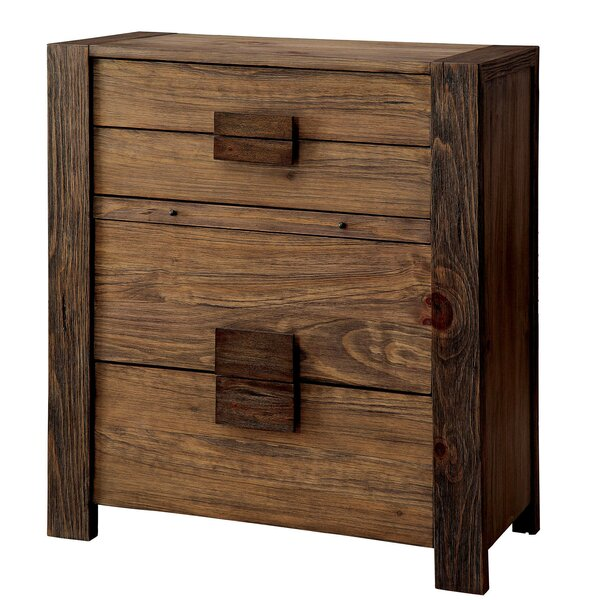 Kiker 4 Drawer Chest by Brayden Studio