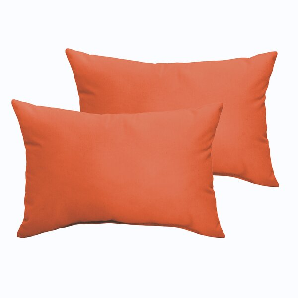Branan Indoor/Outdoor Pillow Set by Mercury Row