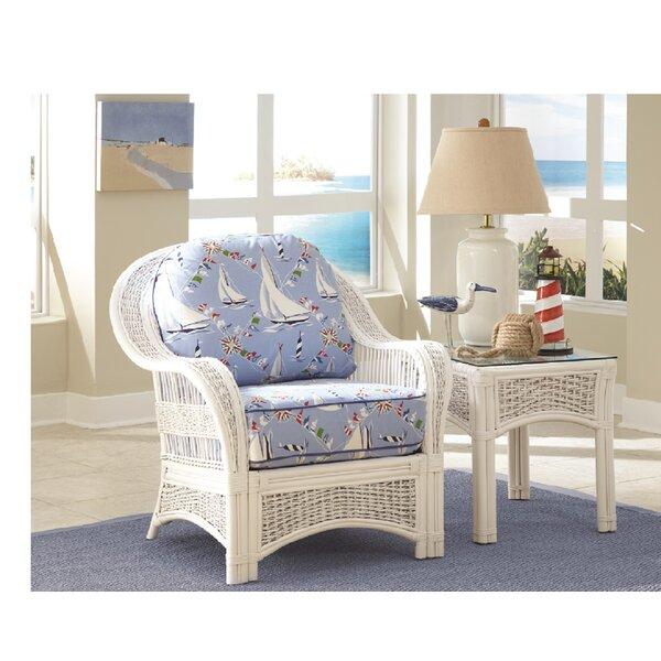 Regatta Armchair by Spice Islands Wicker Spice Islands Wicker