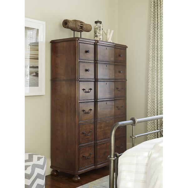 Eoin 6 Drawer Double Dresser by Ophelia & Co.
