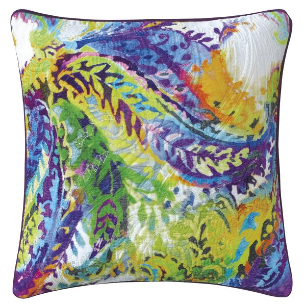 Galleria Velvet Throw Pillow by CompanyC