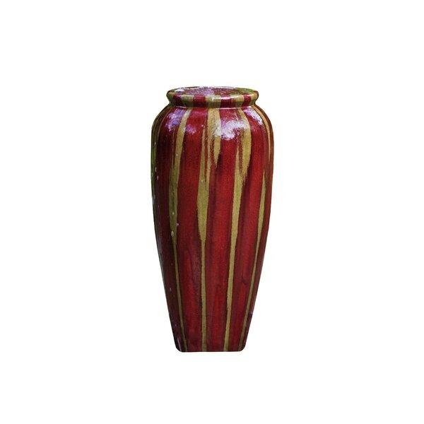 Nico Jar Ceramic Urn Fountain by Campania International