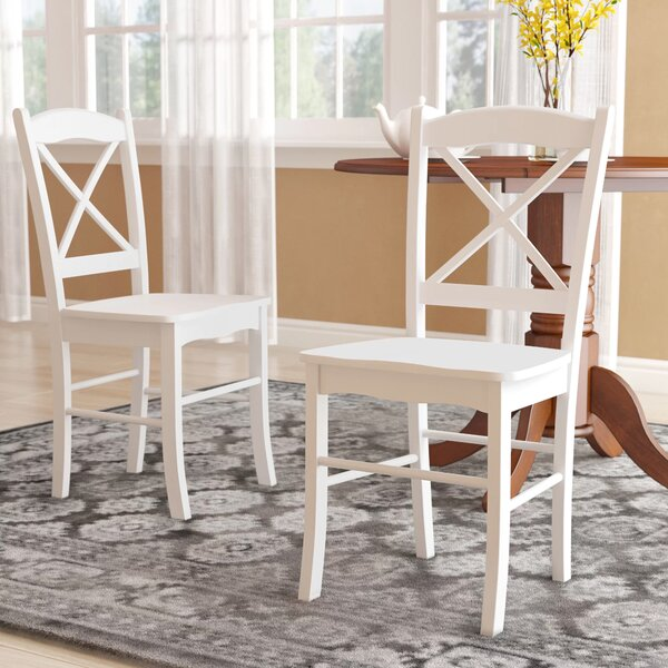 Niehaus Dining Chair (Set of 2) by Beachcrest Home