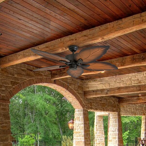 52 Barnwell 5 Blade Ceiling Fan by Bay Isle Home