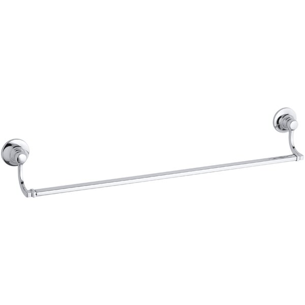Bancroft 24 Wall Mounted Towel Bar by Kohler